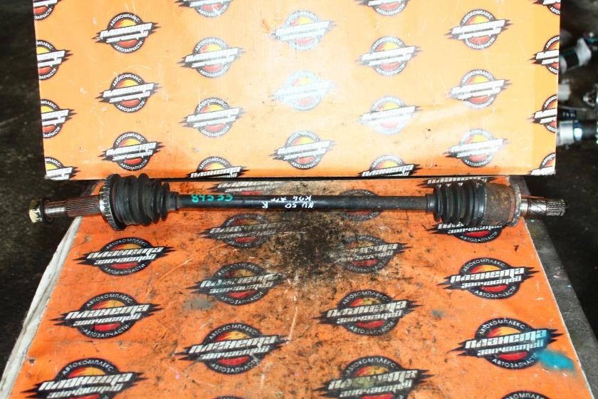 Привод Nissan Bassara NU30 KA24 задний правый (б/у)