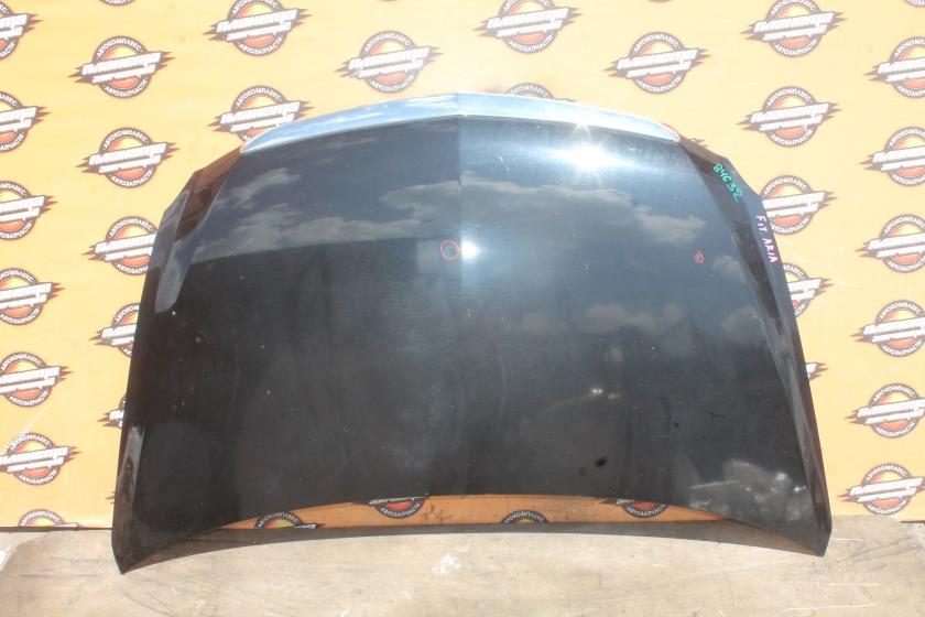 Капот Honda Fit Aria GD6 (б/у)