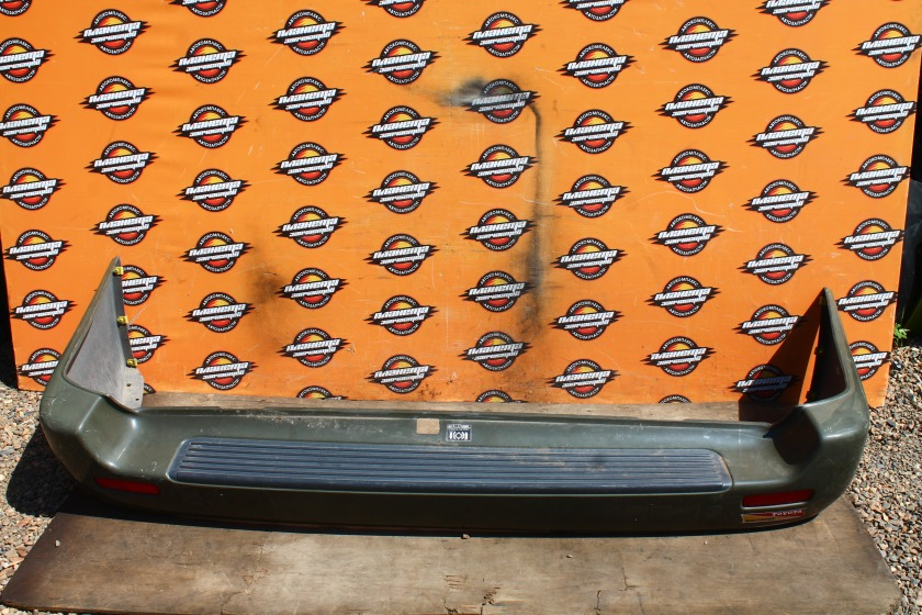 Бампер Toyota Land Cruiser HDJ101K задний (б/у)