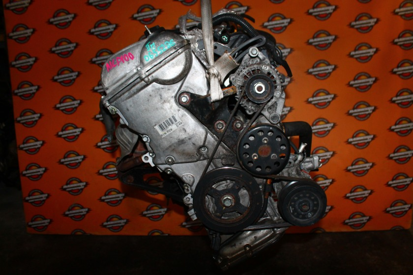 Двс Toyota Ractis NCP100 1NZ-FE (б/у)