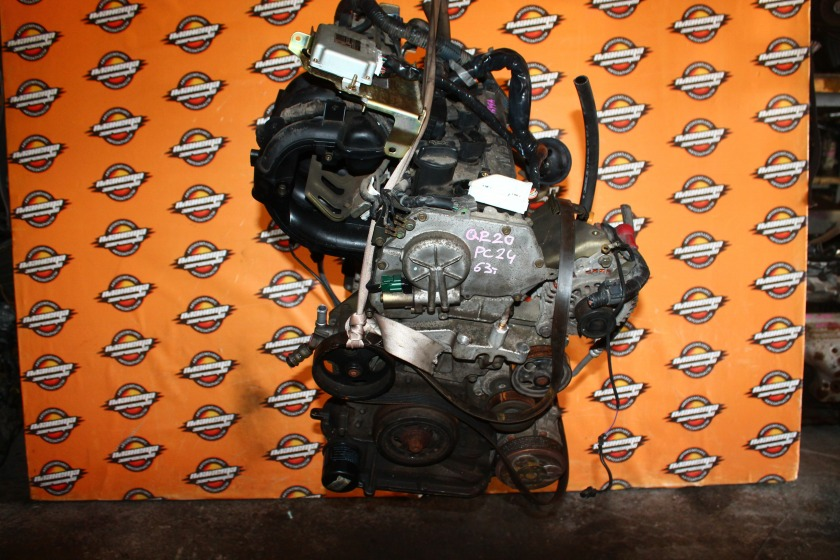 Двс Nissan Serena TC24 QR20DE (б/у)