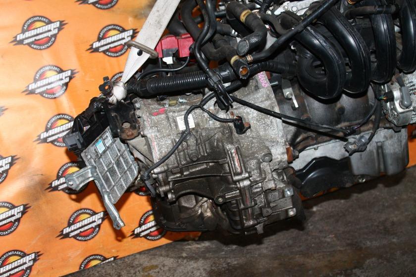 Акпп Toyota Ractis SCP100 2SZ-FE (б/у)