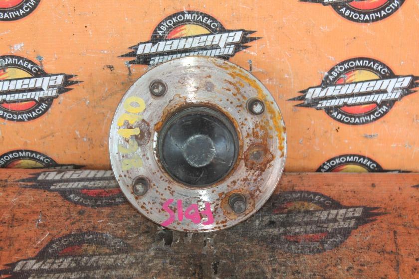 Ступица Nissan Sunny FB15 QG15DE задняя (б/у)