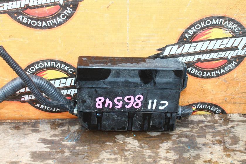 Блок предохранителей Nissan Tiida C11 HR15DE (б/у)