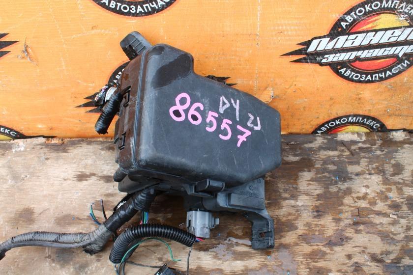 Блок предохранителей Mazda Demio DY3W ZJ-VE (б/у)