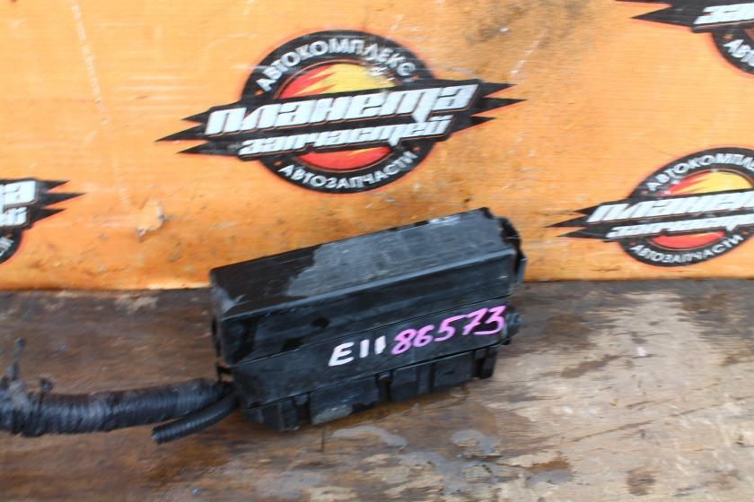 Блок предохранителей Nissan Note E11 HR15DE (б/у)