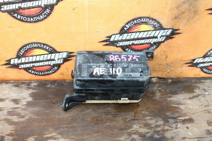 Блок предохранителей Toyota Corolla AE110 5A-FE (б/у)