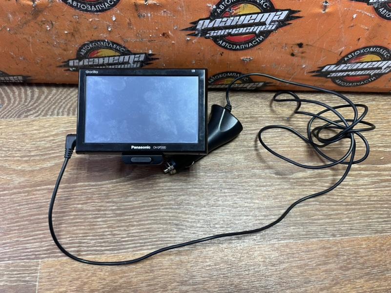 Навигатор Panasonic Cn-Gp550D (б/у)