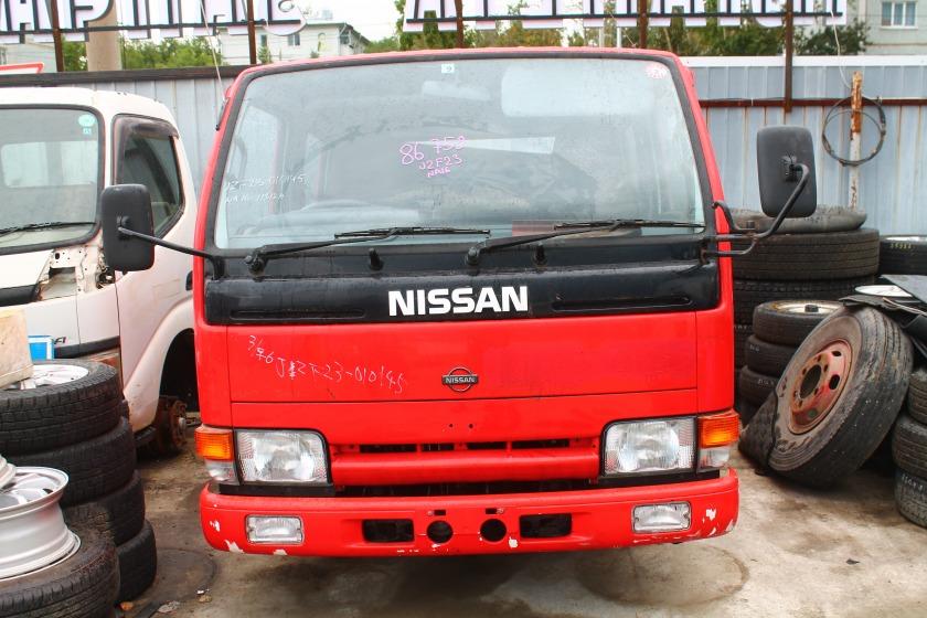 Кабина Nissan Atlas J2F23 NA16 (б/у)