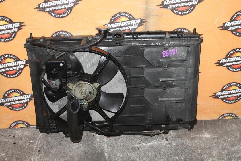 Радиатор основной Mitsubishi Lancer CS5A 4G93 (б/у)