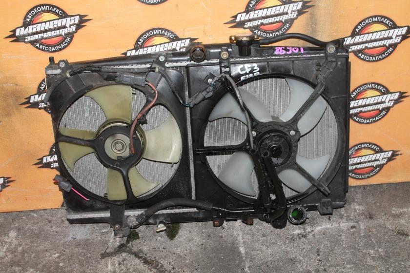 Радиатор основной Honda Accord CF3 F18B (б/у)