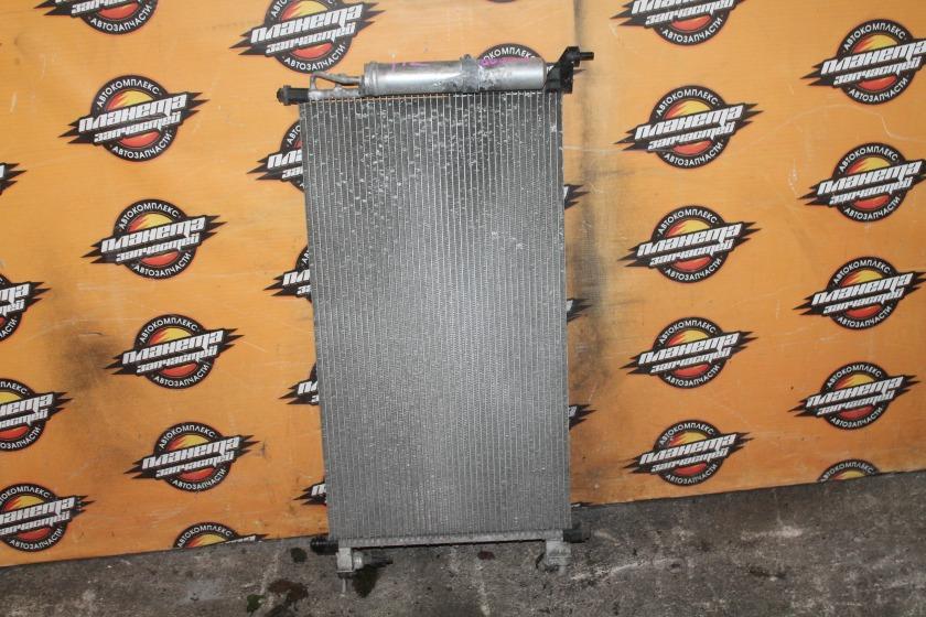 Радиатор кондиционера Nissan Wingroad Y12 HR15DE (б/у)