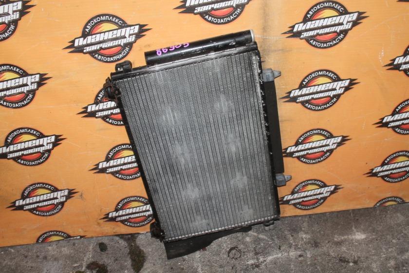 Радиатор кондиционера Toyota Platz NCP16 2NZ-FE (б/у)