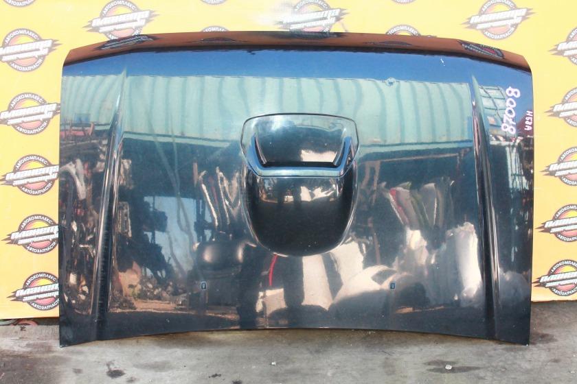 Капот Mitsubishi Pajero Mini H58A 4A30 (б/у)