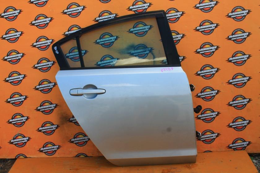 Дверь боковая Mazda Axela BK5P задняя правая (б/у)