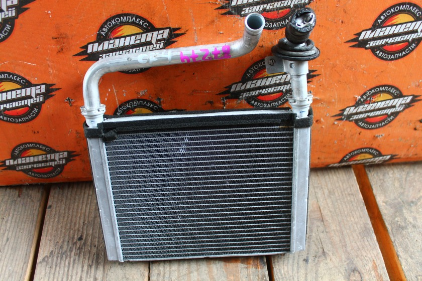 Радиатор печки Honda Accord CF4 (б/у)