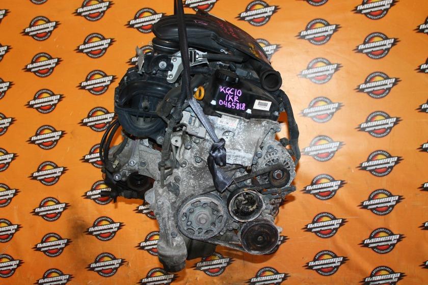 Двс Toyota Passo KGC10 1KR-FE (б/у)