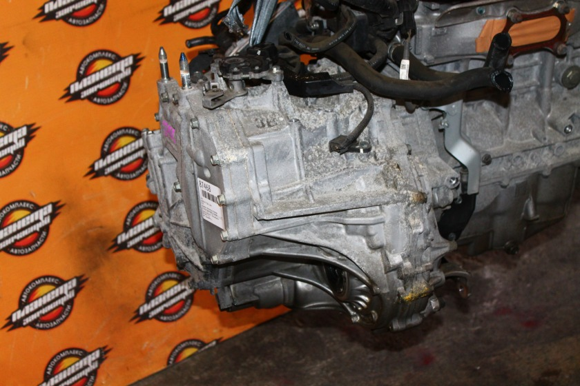 Акпп Honda Fit GE6 L13A (б/у)