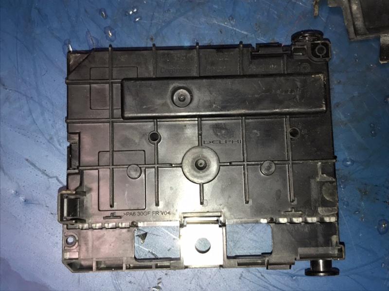 Блок предохранителей Peugeot 308 4A 5FW(EP6) 2010 (б/у)