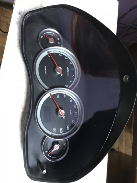 Комбинация приборов Subaru Legacy BL5 EJ20DE 2003 (б/у)