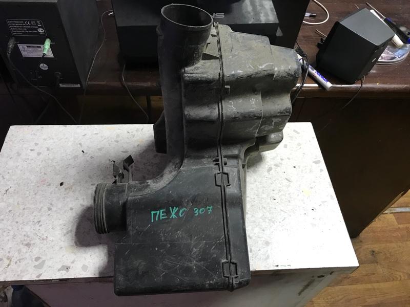 Резонатор воздушного фильтра Peugeot 307 3A EW10J4 2003 (б/у)