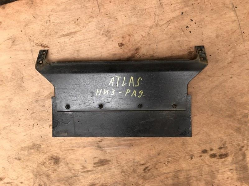 Защита двигателя Nissan Atlas R2F23 QD32 1999 (б/у)