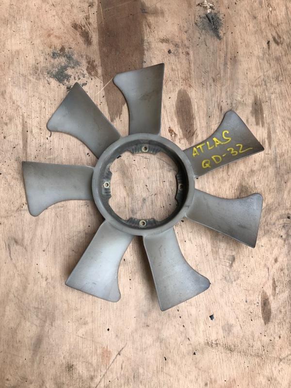 Вентилятор радиатора Nissan Atlas R2F23 QD32 1999 (б/у)