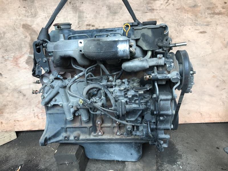 Двигатель Nissan Atlas R2F23 QD32 1999 (б/у)