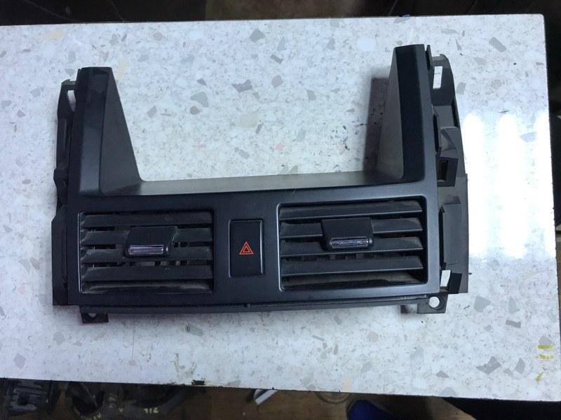 Дефлектор панели приборов Nissan Teana J31 VQ23DE 2006 (б/у)