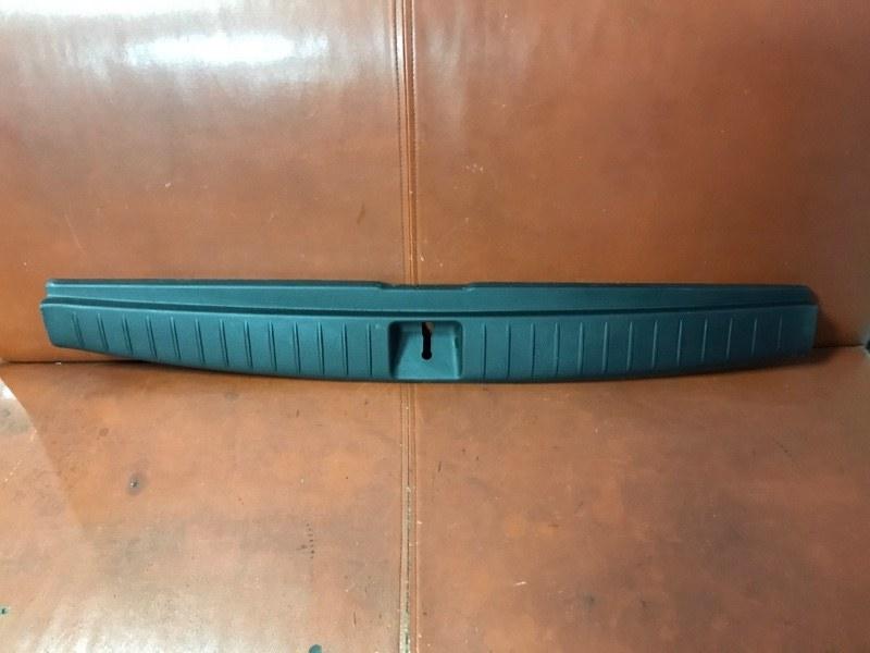 Обшивка багажника Subaru Legacy Outback BP9 EJ25 2 007 задняя (б/у)