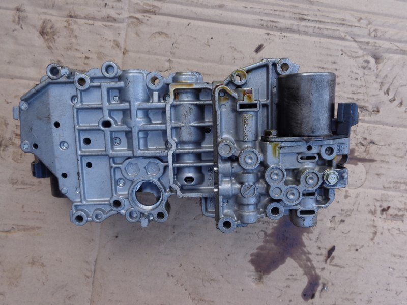 Блок клапанов акпп Honda Hr-V GH3 D16A 2001 (б/у)
