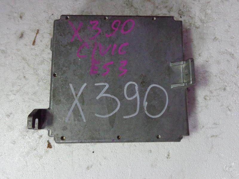 Компьютер двс Honda Civic Ferio ES3 D17A 2004 (б/у)