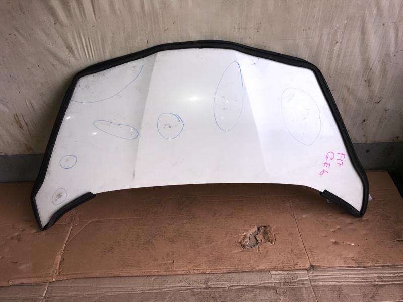 Капот Honda Fit GE6 L13A 2009 (б/у)