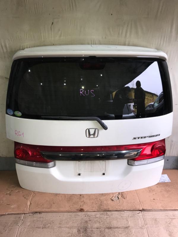Дверь 5-я Honda Stepwgn RG1 K20A 2007 (б/у)