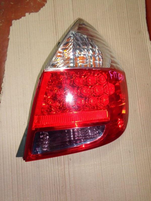 Стоп-сигнал Honda Fit GD1 L13A 2005 задний правый (б/у)