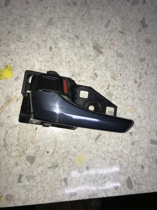 Ручка внутренняя Toyota Camry V50 2012 задняя левая (б/у)