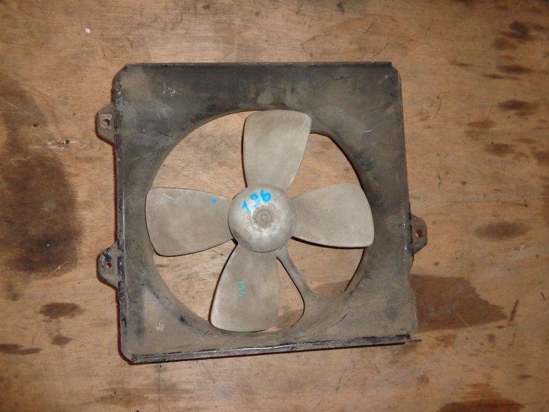 Диффузор радиатора Toyota Caldina ET196V 5E-FE 1995 (б/у)