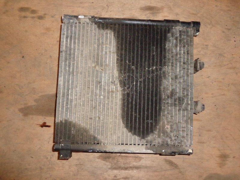 Радиатор кондиционера Honda Hr-V GH3 D16A 2000 (б/у)