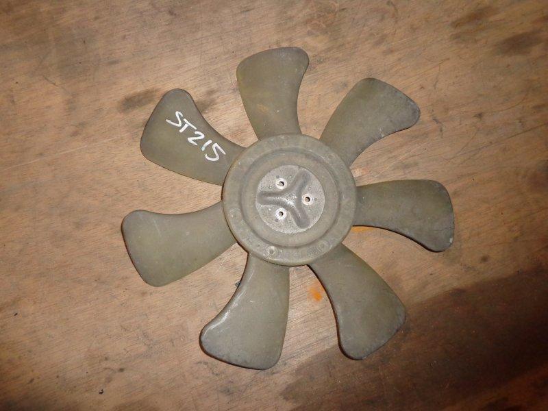 Вентилятор радиатора Toyota Caldina ST215 3S-FE 2 000 (б/у)
