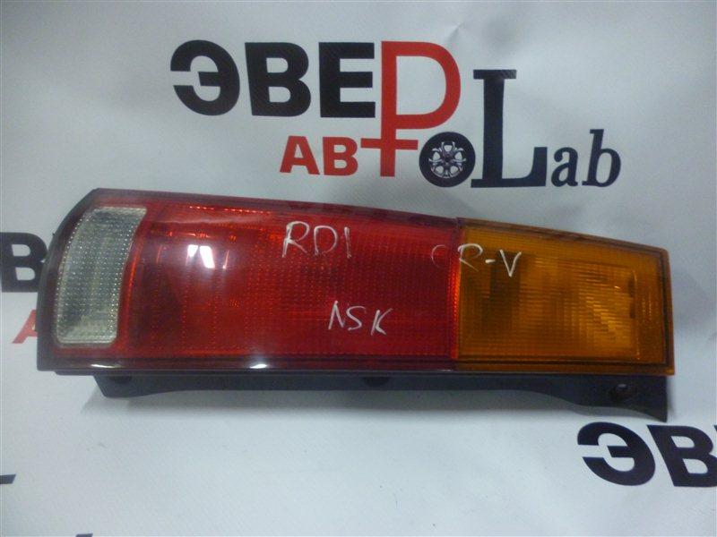 Стоп-сигнал Honda Cr-V RD1 B20B 1995 левый