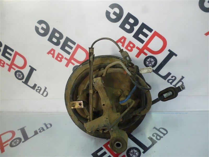 Тросик ручника Subaru Impreza GG2 EJ152 2005 задний левый