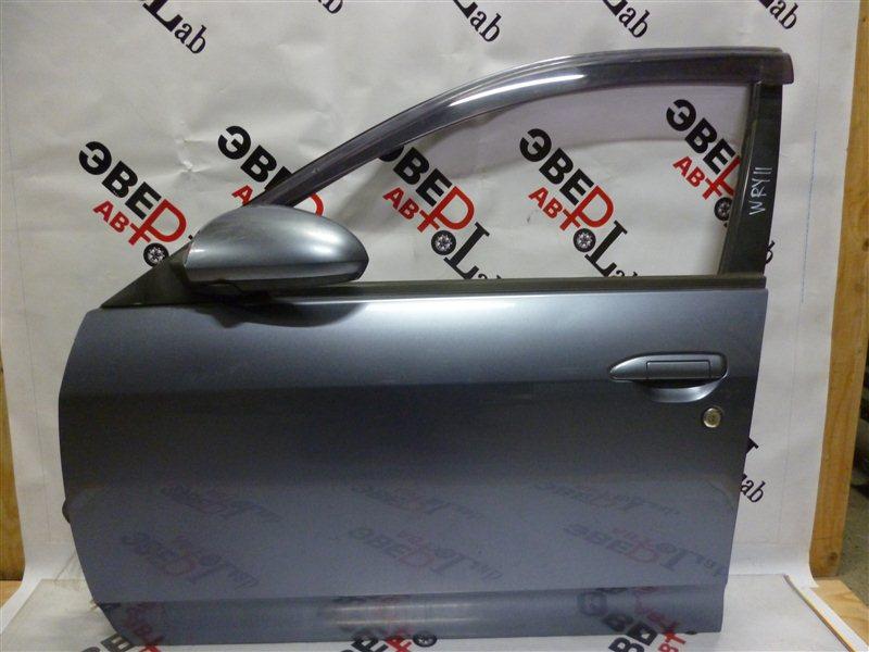 Ручка двери внешняя Nissan Wingroad WRY11 QR20(DE) 2001 передняя левая