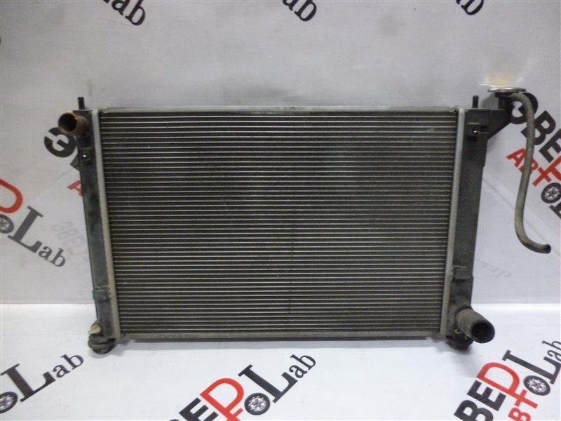 Радиатор охлаждения двс Toyota Premio ZZT240 1ZZ-FE 2003