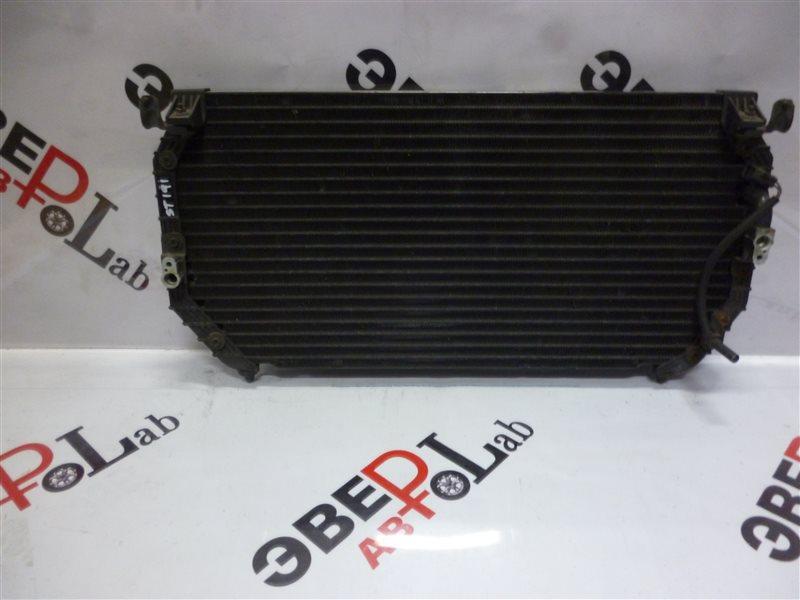 Радиатор кондиционера Toyota Caldina ST191 3S-FE 1994