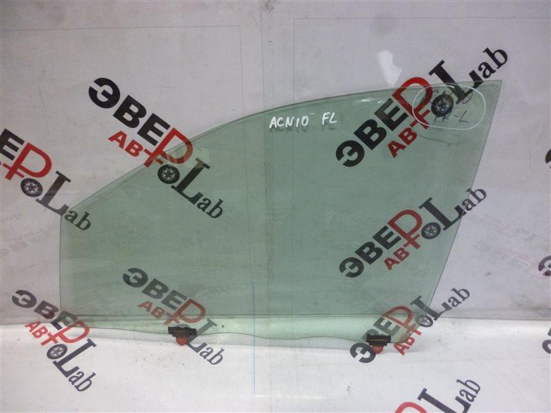 Стекло двери Toyota Nadia ACN10 1AZ-FSE 2001 переднее левое
