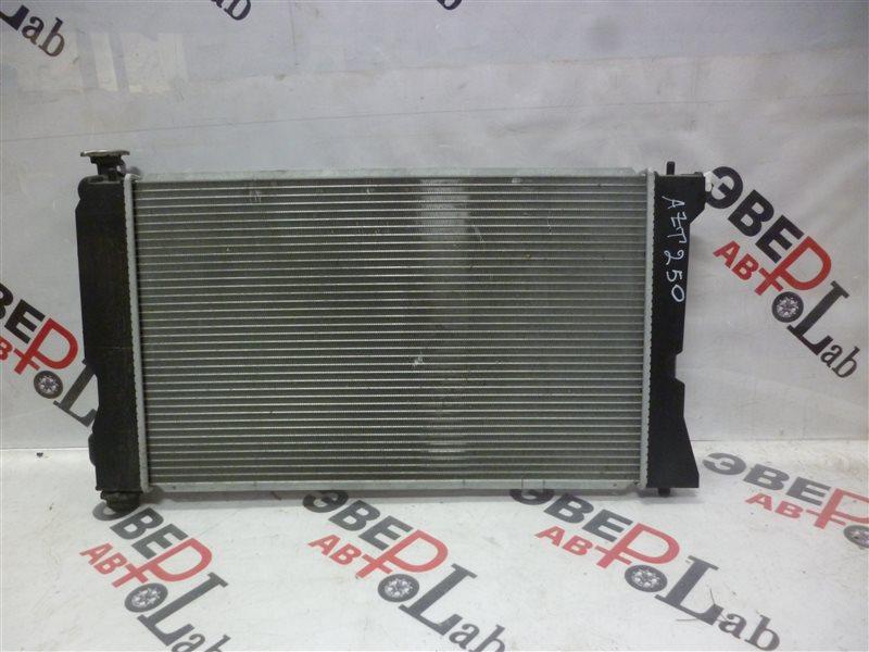 Радиатор охлаждения двс Toyota Avensis AZT250 1AZ-FSE 2004
