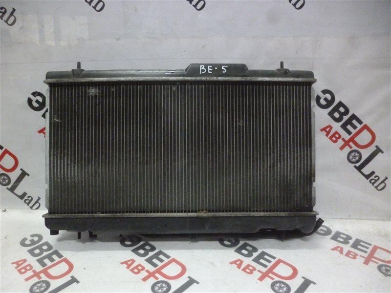 Радиатор охлаждения двс Subaru Legasy B4 BE5 EJ206 2000