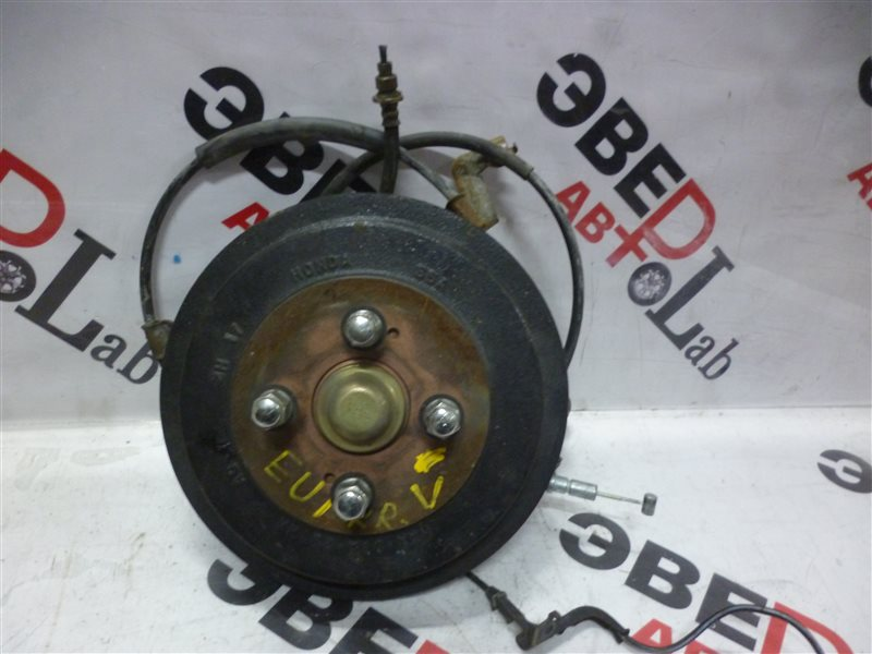 Тормозной барабан Honda Civic EU1 D15B 2002 задний
