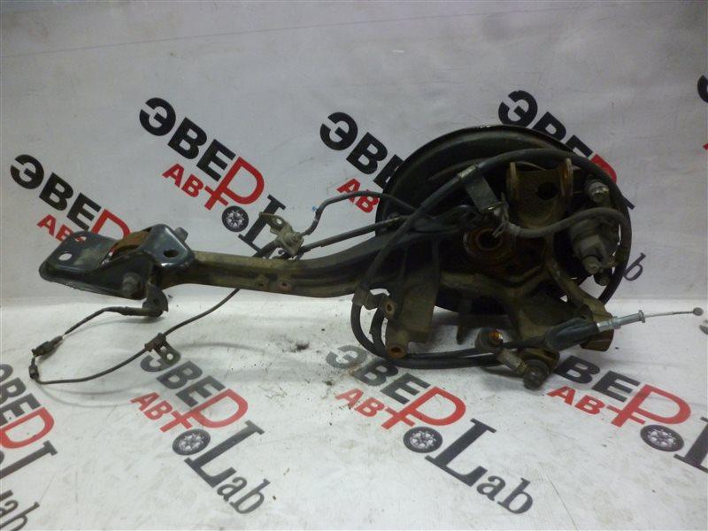 Тросик ручника Subaru Legasy B4 BE5 EJ206 2000