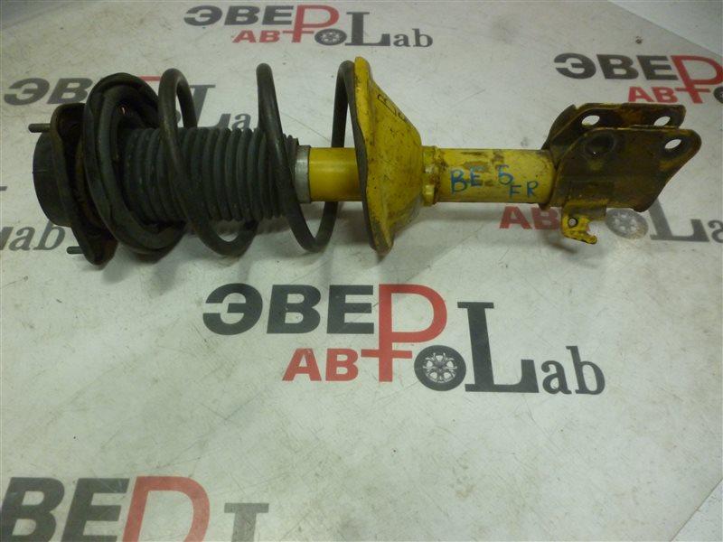 Стойка Subaru Legasy B4 BE5 EJ206 2000 передняя правая